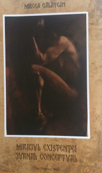 """Lansare de carte: """"Mirajul Existenței. Jurnal Conceptual"""" de Mircea Gălățean la Biserica Sf. Ilie din Cluj-Napoca"""