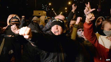 Protesters-targeted-migrants-chanting-Russia-for-the-Russians