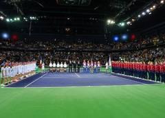 TVR, acuzată că nu a platit o sumă modestă pentru a transmite meciurile din Fed Cup Cluj: Care sunt primele explicații