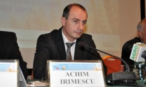 """Achim Irimescu, ministrul Agriculturii: """"O parte dintre produsele pe care le consumăm sunt otrăvite"""""""