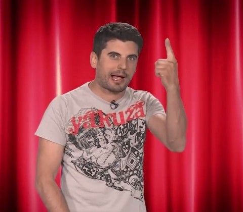 """Bogdan Bob Rădulescu (Epic Show), amendat de CNCD pentru discriminare pe motive religioase. Actorul anunțase că va da foc bisericilor. A spus despre ortodocși că sunt """"viermi paraziți ce cresc pe oameni precum cancerul"""""""