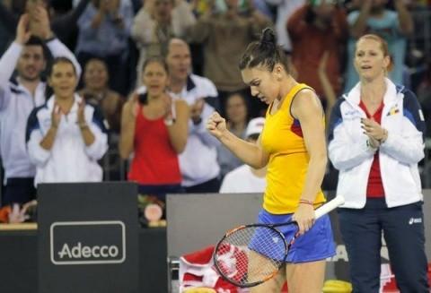 Cele 5.000 de bilete pentru confruntarea România – Germania din Fed Cup au fost epuizate în 4 ore