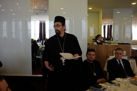 Preoții din protopopiatul Cluj I, reuniți în rugăciune:  importanța unității spiritualității ortodoxe