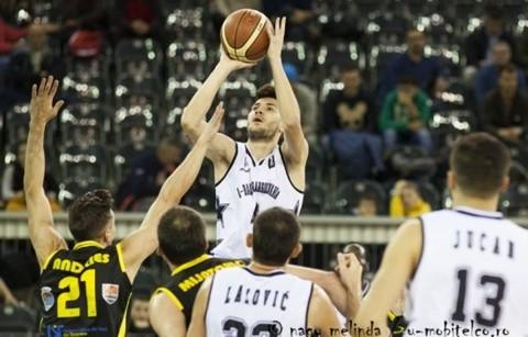 U-BT Cluj, învinsă de Steaua Bucureşti