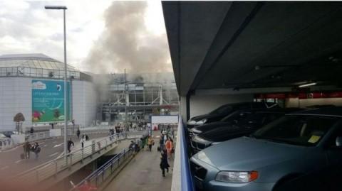 Explozii la Aeroportul Internațional din Bruxelles. 11 morți și peste 20 de răniți