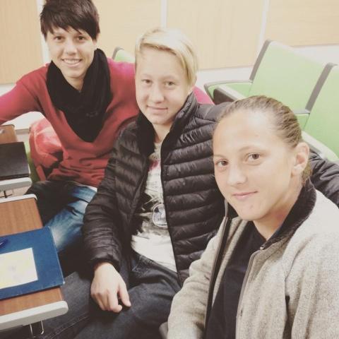 Olimpia Cluj are trei antrenoare în lot