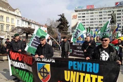 Noua Dreaptă: STOP atentatelor teroriste, STOP primirii de refugiaţi musulmani pe teritoriul României!