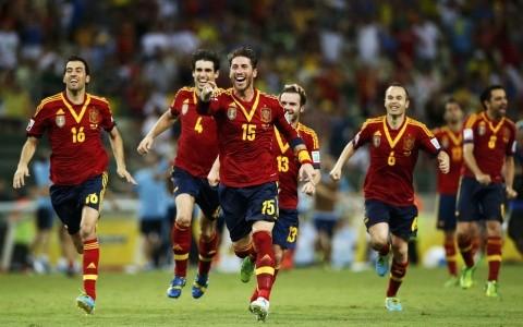 Toto mai puține vedete în naționala Spaniei