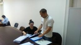Bogdan Ungureanu, liderul PRU Cluj-Napoca, și-a depus candidatura la funcția de primar