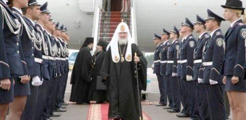 """Patriarhul Moscovei, Kirill: Lupta împotriva terorismului islamist este """"război sfânt"""""""