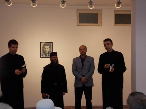 """""""Valeriu Gafencu este un model pentru tinerele generații de creștini"""". O sută de clujeni la lansarea biografiei teologice a Sfântului Închisorilor scrisă de Ionuț Țene"""
