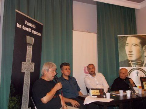 Discursul istoricului Marius Oprea despre biografia teologică a lui Valeriu Gafencu și Sfinții Închisorilor (Video)