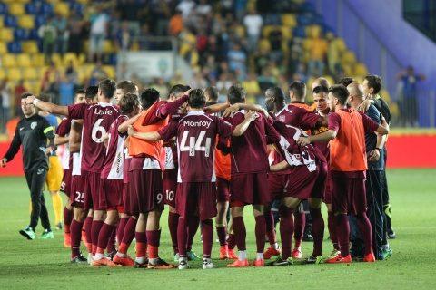 Ultimii din Liga1, CFR a demarat pregătirile