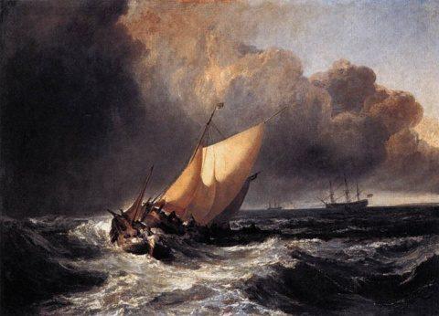 Poemul Zilei: Poezia a plecat pe mare