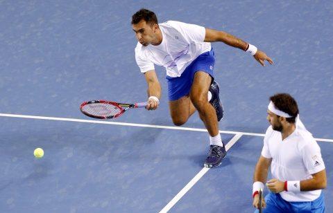 Spania învinge România la Cluj-Napoca în Cupa Davis
