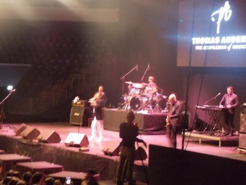 Thomas Anders a electrizat 10.000 de clujeni la Sala Polivalentă, cu hiturile Modern Talking. Media de vârstă a spectatorilor: 45 de ani
