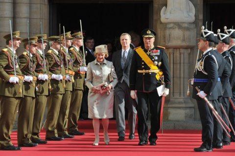 Regele Norvegiei: Sunt femei care iubesc femeile, bărbați care iubesc bărbații și femei și bărbați care se iubesc. Norvegienii cred în Dumnezeu, Allah și în nimic