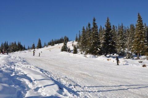 Surprize la Mușcat Resort Ski