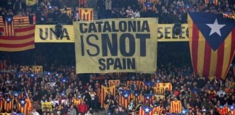 """Alegeri în Catalonia sub sloganul: """"Spania este șomaj și moarte, Catalonia este viață și viitor!"""""""