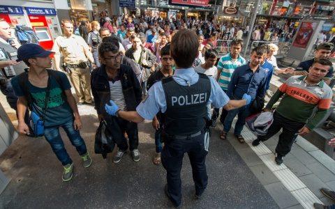 Un centru comercial din Germania a fost închis de teama unui atentat