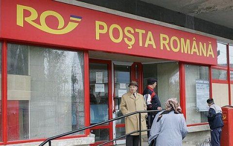 Angajați ai Poștei din Cluj au întrerupt lucrul