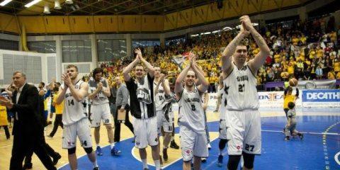 Baschet masculin: U-BT Cluj Napoca a câștigat cu 73-72 în Turcia, în FIBA Europe Cup