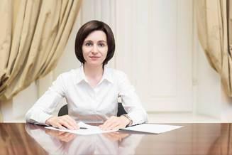 Maia Sandu va deveni noul președinte al Republicii Moldova
