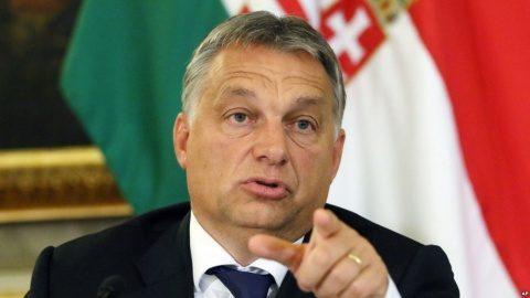"""Orban, premierul Ungariei: """"Trebuie să salvăm Transcarpatia pentru a reveni la pământurile noastre istorice. Nu să zacă în umilire sub jugul statului ucrainean """""""