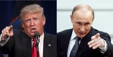 Trump: Numai oamenii proşti cred că relaţiile strânse pe care le avem cu Rusia sunt un lucru rău
