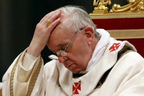 Papa Francisc critică SUA pentru felul în care și-a denumit cea mai puternică bombă nenucleară