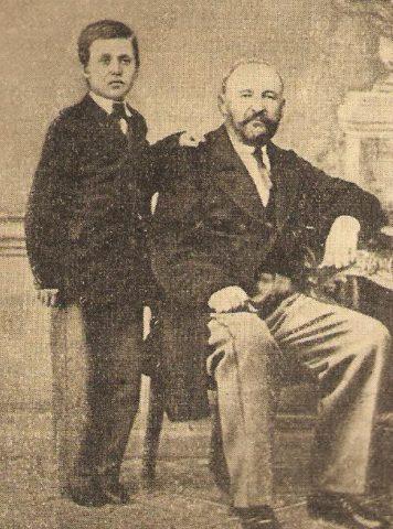 Vezi primul documentar despre Mihai Eminescu din 1914. Prima poză cu Eminescu copil (Video)