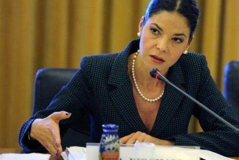 """Ana Birchall, propusă la Ministerul Afacerilor Europene, a declarat în parlament: """"România este grădina Maicii Domnului"""""""