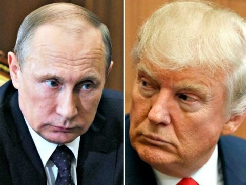 Donald Trump a discutat telefonic cu preşedintele rus Vladimir Putin. Vor intensificarea luptei împotriva ISIS