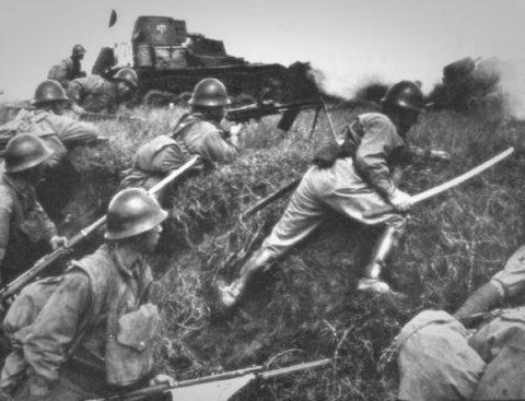 China rescrie manualul de istorie: războiul de opt ani cu Japonia devine razboiul de 14 ani: 1931-1945