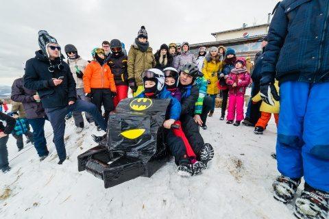 Feleacu Winter Games 2017. Distracție lângă Cluj