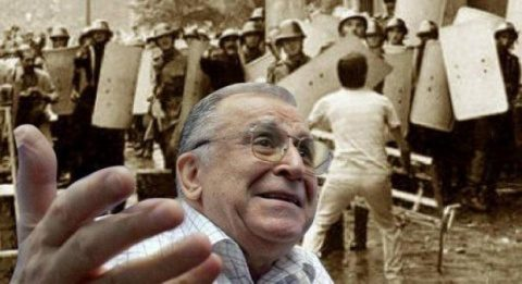 Ion Iliescu audiat la parchetul general. Acuzat de crime împotriva umanității la mineriadă. Iliescu nu regretă nimic