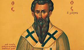 La Mulți Ani! Sfântul Vasile cel Mare