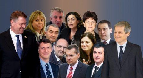 Miniștrii cabinetului Cioloș fac coadă la aeroport? Se reîntorc la slujbele bine plătite de la Bruxelles!