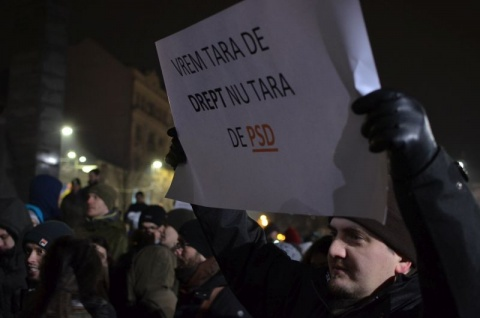 protest victor ciorbea