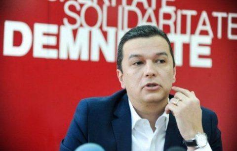 Moţiunea de cenzură a trecut, PSD a scăpat de Grindeanu