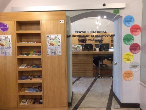 Creștere cu 12% a numărului de turiști care au vizitat Centrul de Informare Turistică al CJ Cluj