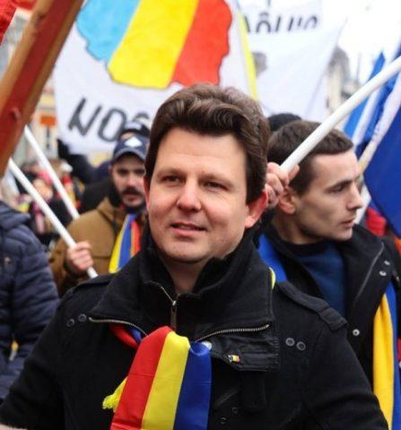 """Tudor Ionescu, liderul ND: """"Protestăm faţă de Ordonanţa privind modificarea Codurilor Penale şi invităm partidele naţionaliste la dialog"""""""