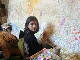 Picturile și grafica Amaliei Crișan au împodobit un număr din revista Convorbiri Literare