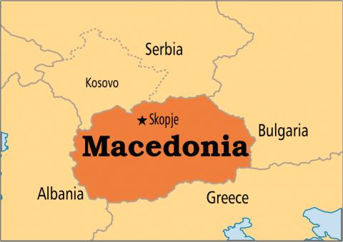 Parlamentul macedonean a aprobat schimbarea numelui ţării. Cum se va numi, oficial, statul