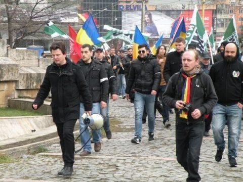 Noua Dreaptă: Învinsă în Parlament, lupta anti-corupţie trebuie să continue în stradă!