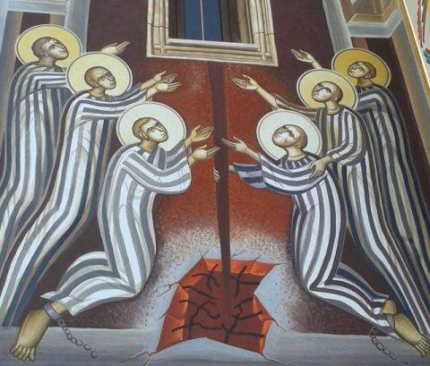 Ascultă Imnul creștinilor români dedicat Duminicii Tuturor Sfinților (Video)