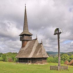 Program de restaurare pentru bisericile de lemn ortodoxe din judeţul Cluj