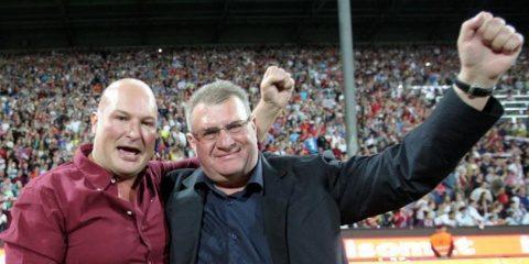 Paszkany a revenit la CFR Cluj după vânzarea echipei