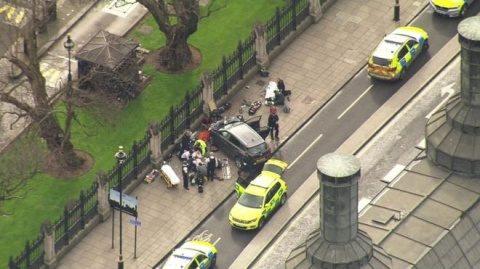 """Românca rănită în atentatul din Londra a fost operată pe creier şi este """"în stare critică"""""""