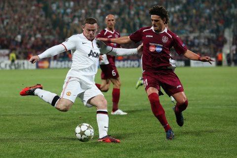 CFR Cluj nu a reusit decat o remiza, scor 1-1, pe terenul celor de la Sepsi